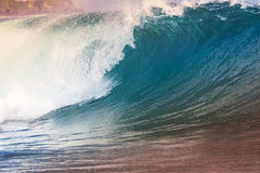 Ocean Blue Wave Stock Images