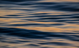 Ocean blur Royalty Free Stock Photos