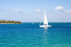 Ocean Boating Royalty Free Stock Photography