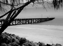 Ocean Bridge Royalty Free Stock Photography