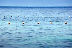 Ocean Buoys Stock Photo