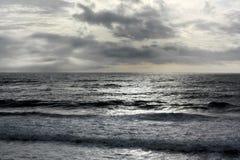 ocean burzowy Obraz Stock