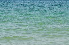 Ocean Calm Waves Background Stock Image