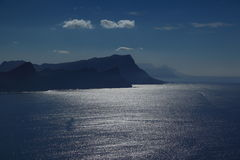 Ocean at cape. Of good hope, south africa Stock Photo