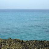 Ocean Cliff Royalty Free Stock Images