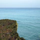 Ocean cliff Royalty Free Stock Photos