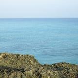 Ocean cliff Royalty Free Stock Photo