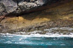 Ocean cliffs Stock Photography