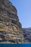 Ocean cliffs Stock Photos
