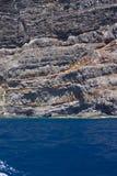 Ocean cliffs Stock Image