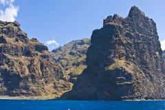 Ocean cliffs Stock Photo