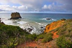Ocean coast Stock Image