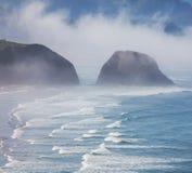 Ocean coast Stock Photos