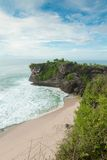 Ocean coast at Bali Royalty Free Stock Images