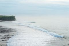 Ocean coast at Bali Royalty Free Stock Photo