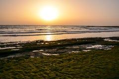 Ocean Coast's View Royalty Free Stock Image