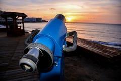 Ocean Coast's View Stock Image