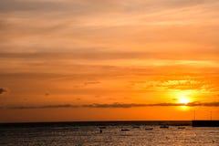 Ocean Coast's View Stock Images