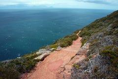 Ocean Coast Trail Stock Photos