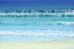 Ocean colors Royalty Free Stock Photo