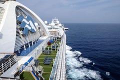 Ocean Cruising royalty free stock photo
