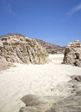 Ocean desert Stock Photos