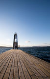 Ocean Dive Tower Royalty Free Stock Photography