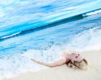 Ocean dreams Royalty Free Stock Image