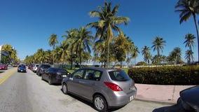 Ocean Drive 4K Royalty Free Stock Image