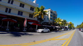 Ocean Drive 4K Stock Photos