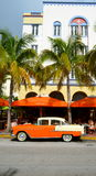 Ocean Drive Scenics Royalty Free Stock Photography