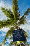 Ocean Drive Stock Image