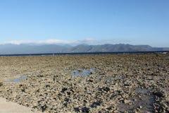Ocean after ebb Stock Photos