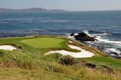 Ocean Edge Green #7 Royalty Free Stock Images