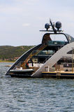 LUXURY YACHT OCEAN EMERALD DOUGLAS Royalty Free Stock Image