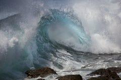 Ocean fala Zdjęcie Stock