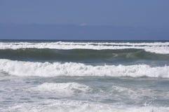 Ocean fala - Casablanca Obrazy Royalty Free