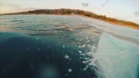 Ocean fala surfing zbiory