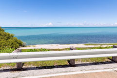 Ocean in the Florida Keys Stock Image