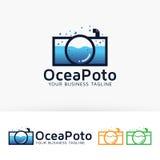 Ocean fotografia Fotografia Stock