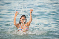 Ocean Fun Stock Images