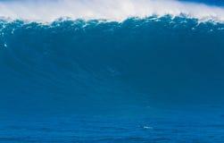 ocean gigantyczna fala Obraz Stock