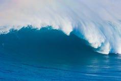 ocean gigantyczna fala Zdjęcia Stock