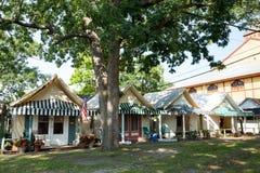 Ocean Grove Tent Community stock photos