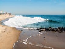 Ocean Grove Surf Stock Image
