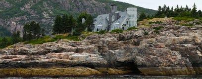 Ocean home Stock Image