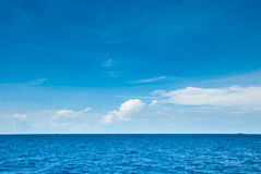 Ocean Horizon Stock Image