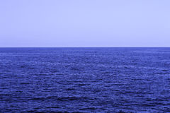 Ocean horizon Royalty Free Stock Photo