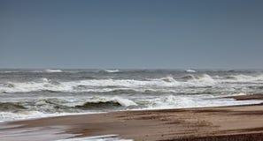 Ocean horizon Stock Image