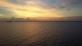 Ocean i brzeg Zdjęcia Royalty Free